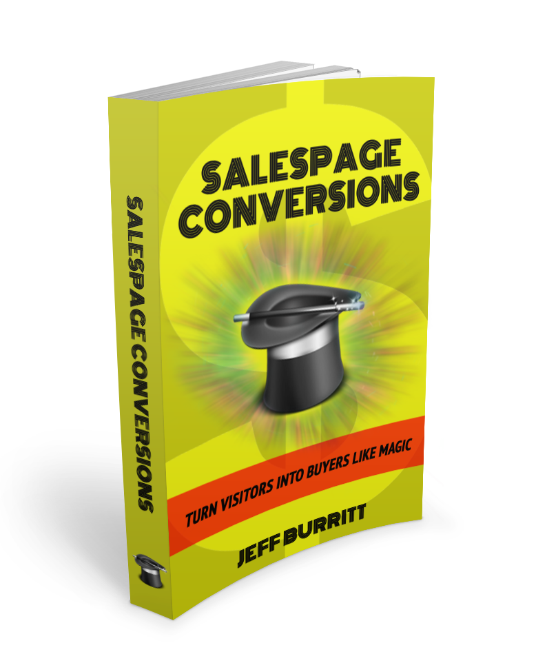 Salespage Conversions Book