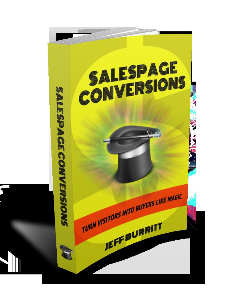 Salespage Conversions Book